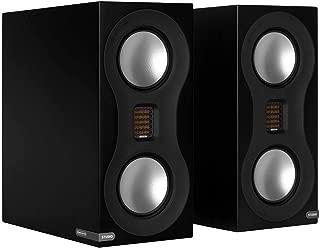 Monitor Audio Studio Premium Bookshelf Loudspeaker Pair Black