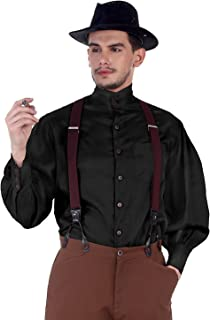 Best white steampunk shirt Reviews