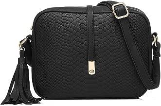 Amazon.es: bolso negro mujer