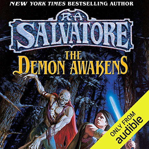 The Demon Awakens audiobook cover art