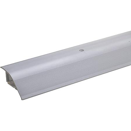 Profil dangle descalier 32x30mm profil descalier en aluminium acerto 51112 Profil dangle descalier en aluminium argent * Antid/érapant * Robuste * Montage facile 135cm