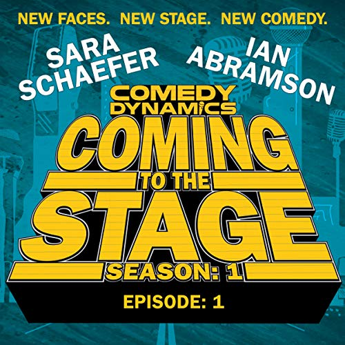 Coming to the Stage Season 1 audiobook cover art