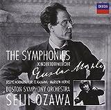 マーラー 交響曲全集 14枚組CD