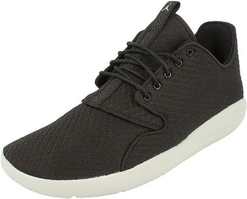 Nike Air Jordan Eclipse 724010 Baskets pour homme Noir loup gris ...