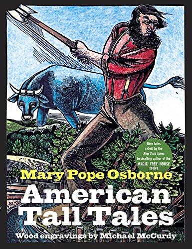 American Tall Tales (English Edition)