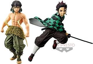 Kimetsu No Yaiba Deamon Slayer Figure Statue Sets (Tanjirou/Inosuke 2 Sets)