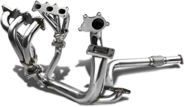 For Ford Probe / Mx6 T3 Stainless Steel Turbo Manifold & Downpipe Exhaust - V6