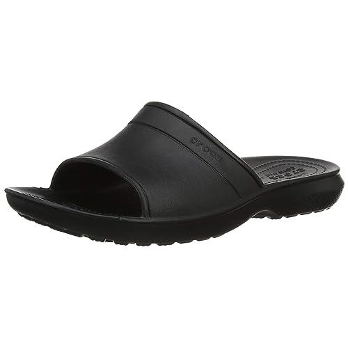 7eaf1c881249 Crocs Unisex Adults Classic Slide Sandals