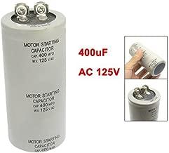 Universal 16 UF Microfaradio Inicio Ejecutar Motor Condensador 400V 450V