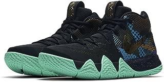 Nike Kyrie 4 Mamba Mens Basketball-Shoes AV2597-001_7.5 - Black/Sonic Yellow-Purple Venom