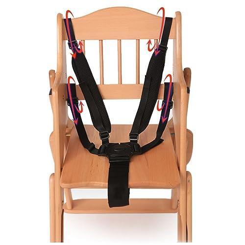 Ceinture de sécurité pour siège bébé, harnais à 5points