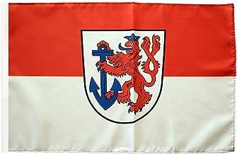 Flaggenfritze® Flagge Deutschland Stadt Düsseldorf - 30 x
