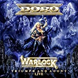 Doro: Warlock-Triumph and Agony Live (CD+Blu-Ray) (Audio CD (Live))