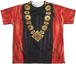 Youth: Star Trek:Next Generation- Q Judge Costume Tee Kids T-Shirt