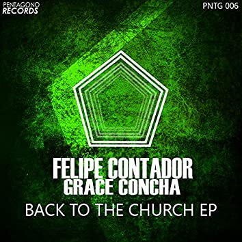BACK TO THE CHURCH EP
