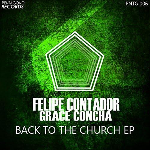 Felipe Contador & Grace Concha