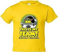 Amazon.es: camiseta villarreal