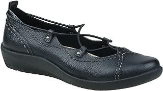 Earth Origins London Women's Slip on Shoes Black 8 M