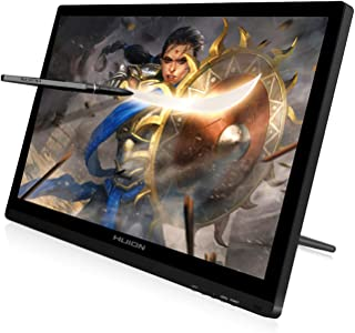 Huion GT-191 KAMVAS Drawing Tablet with HD Screen Graphic Drawing Monitor Pen Display 8192 Pressure Sensitivity with Adjustable Stand - 19.5 Inch