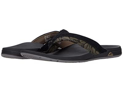Reef Ortho-Spring TX (Black) Men
