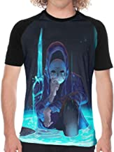 ANNAA NAME Men's T-Shirt Short Sleeve H20 Army Delirious Tee for Men