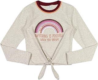 Blusa Lecimar Tween em Cotton Outono Inverno