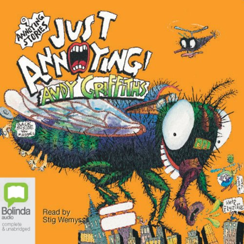 Just Annoying! audiobook cover art