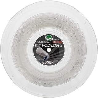 ゴーセン(GOSEN) テニスガット TS1522 ポリロン アイス 129(16) 200mロール  1.29mm(GOSEN POYLON16)