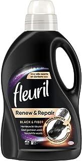 Fleuril Wasmiddel Black & Fiber 1,32 liter