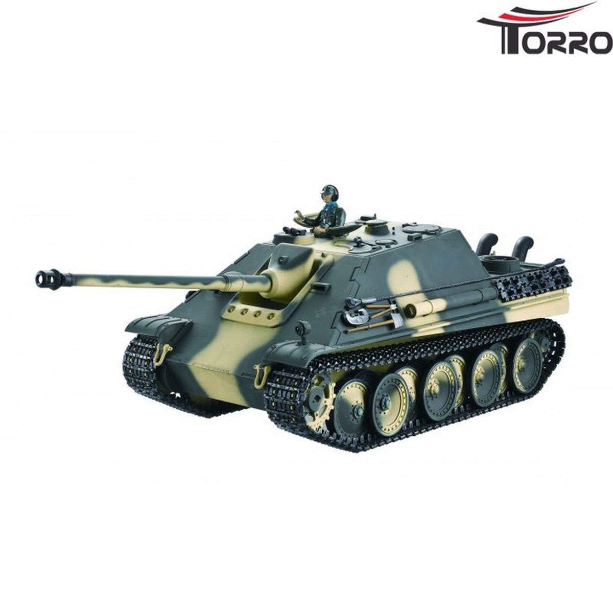 Torro Jagdpanther mit Metallketten 2.4 GHz-Edition Sommertarn Version BB 111423