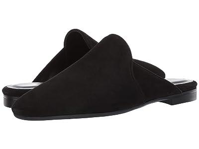 Aquatalia Rylee (Black Dress Suede) Women