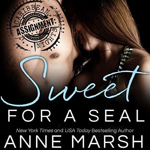 Sweet for a SEAL audiobook cover art