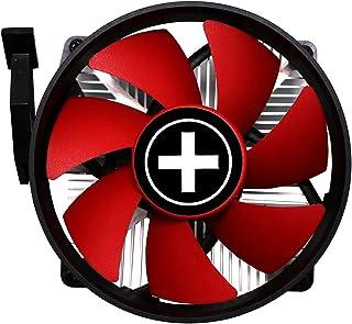Xilence Seria Performance C   chłodnica CPU   XC035   PWM   AMD   czerwony/czarny