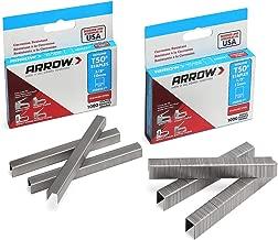 Best 18 gauge stainless steel staples Reviews