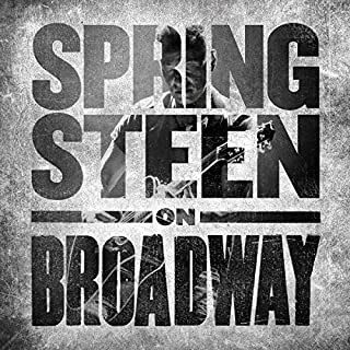 Springsteen on Broadway audiobook cover art