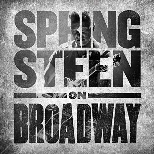 Couverture de Springsteen on Broadway