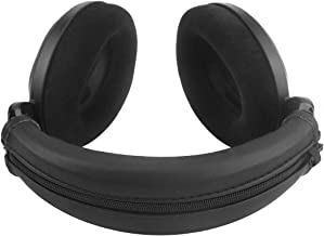 Geekria Headband Cover Replacemet for Sennheiser HD598, HD650, HD600, HD558,HD518 Headphones/Headband Protector/Replacement Headband Cushion Repair Parts/Easy DIY Installation No Tool Needed
