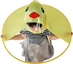 duck raincoat umbrella