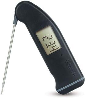 ETI 234-477 Thermapen professionell patenterad automatisk 360° roterande display svart