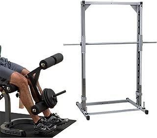 Body-Solid Powerline PSM144X Smith Machine with 4 Roller Leg Developer