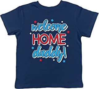 SpiritForged Apparel Welcome Home Daddy! Infant T-Shirt