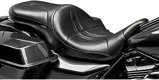 08-16 Harley FLHX2: Le Pera Sorrento Seat (Standard) (Black)