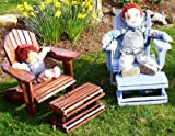 CHILD SIZE ADIRONDACK CHAIR W/ FOOT REST Paper Plans SO EASY BEGINNERS LOOK LIKE EXPERTS Build Your Own Using This Step By Step DIY Patterns by WoodPatternExpert