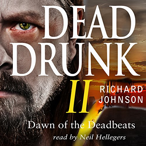 Dead Drunk II audiobook cover art