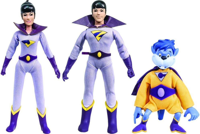Action Figuren–DC SuperFriends   1The Wonder Twins W Gleek 20,3cm dcsf2pk01