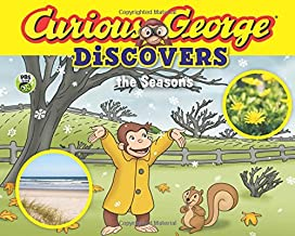 Curious George Discovers the Seasons (science storybook)