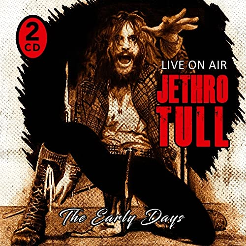The Early Days / Live On Air (2 CD)
