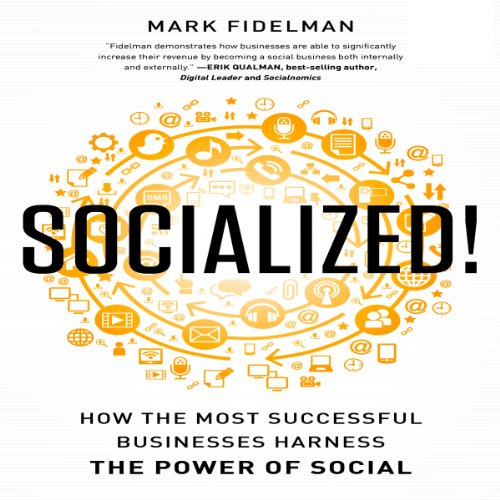 Socialized! audiobook cover art
