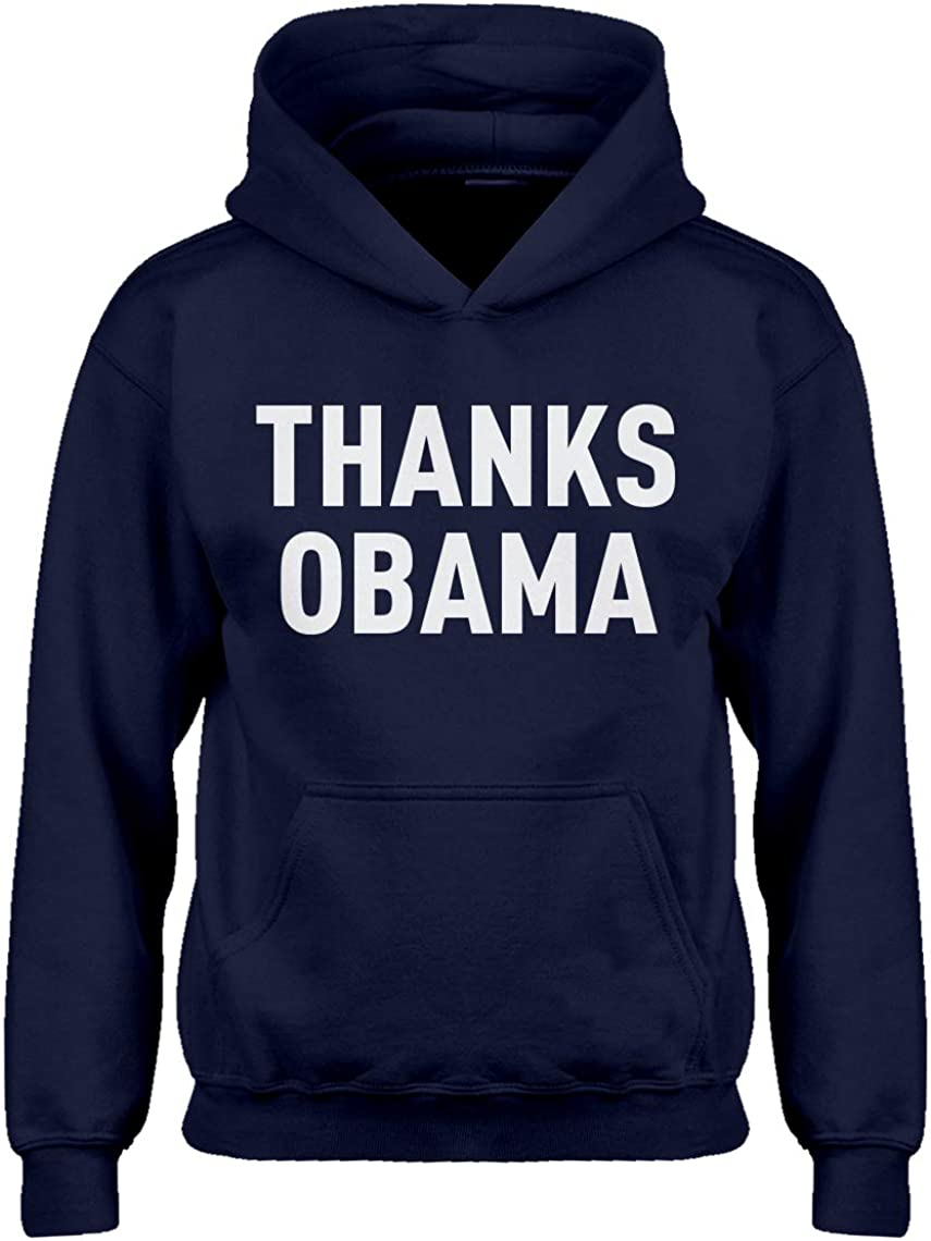 Indica Plateau Thanks Obama Hoodie for Kids