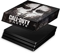 Capa Anti Poeira para PS4 Pro - Call Of Duty Ghosts